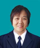 洁丰干洗加盟高级织补技师杨慧萍