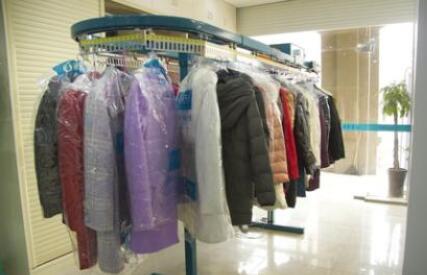 干洗店洗涤质量怎么样?与三方面有关