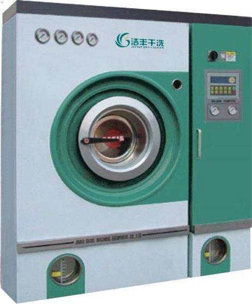 干洗店机器设备价格真的贵吗?洁丰设备自主研发