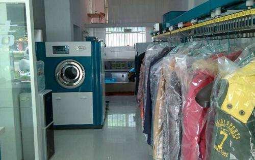 健康洗衣选择洁丰干洗店加盟连锁