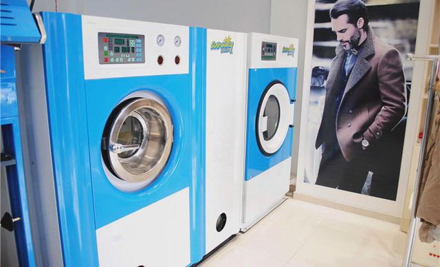 开间洗衣店需要多少钱  据说不要多少钱