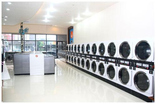 创业初期干洗店需要多少钱