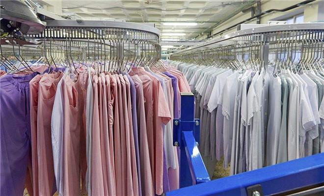 加盟洗衣店的收益值达到多少